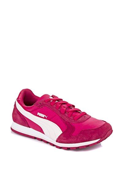 Puma Kadın Spor Ayakkabı - St Runner L - 358770101