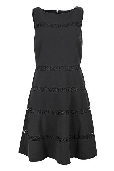 Polo Ralph Lauren Kadın Siyah Elbise 1086785