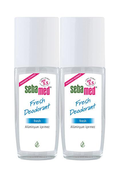 Sebamed Fresh Deodorant 75 ml x 2 41030409057102