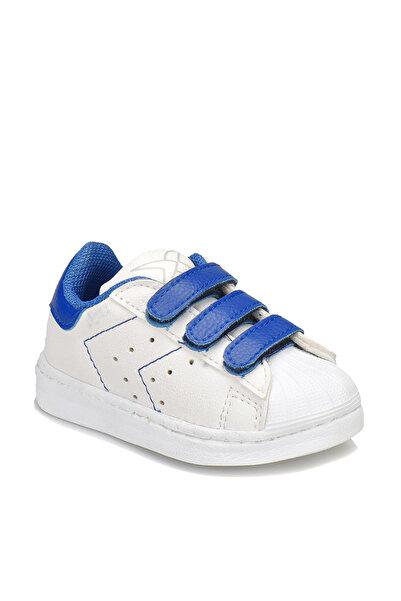 Kinetix MONTY Beyaz Kız Çocuk Sneaker Ayakkabı 100296809
