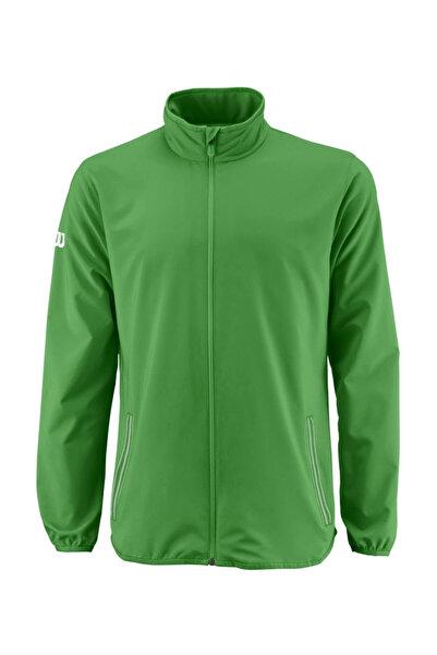 Wilson Erkek Ceket Team Woven Yeşil (Toucan) / Wh ( WRA765602 )