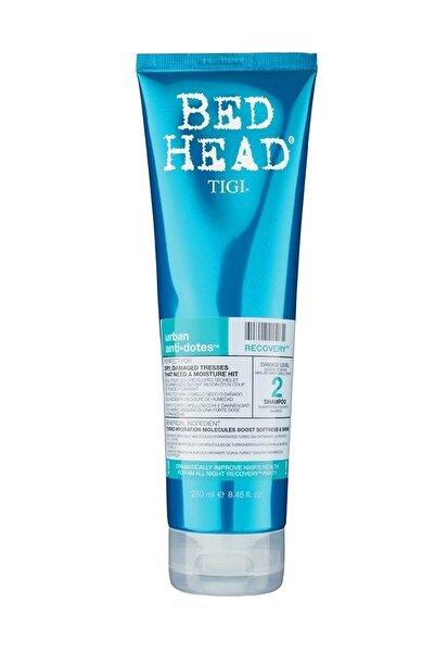 Tigi Bed Head Yeniden Yapılandırıcı Şampuan - Urban Antidotes Recovery 250 ml 615908415261