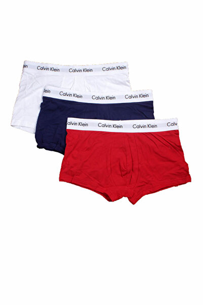 Calvin Klein Erkek Renkli Boxer 13K08U2664G