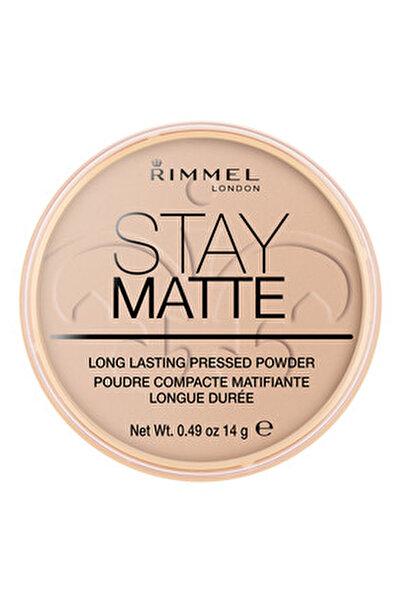 Pudra - Stay Matte Pressed Powder 005 Silky Beige 14 g 3607345064543