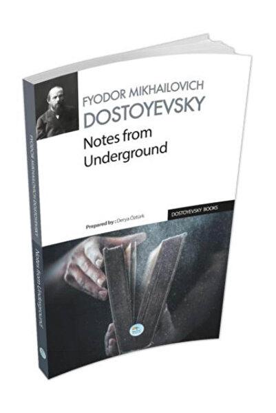 Mavi Çatı Yayınları Notes from the Underground (İngilizce)