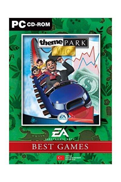 Electronic Arts Pc Theme Park Inc