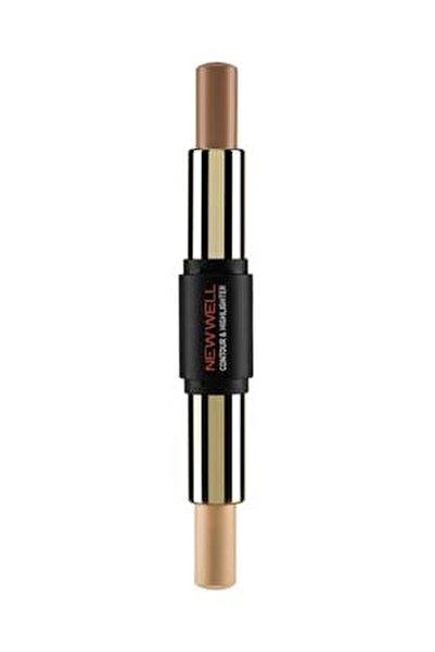 Kontür - Prof. Contour Stick - Çift Taraflı 8680923304953