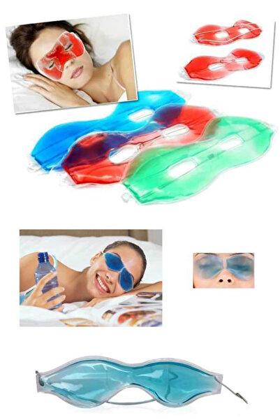 Keyfi Sepet Soğuk Sıcak Göz Terapi Maskesi