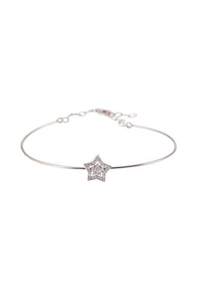 Coquet Accessories Kadın Gümüş Bileklik 19G9U08N040