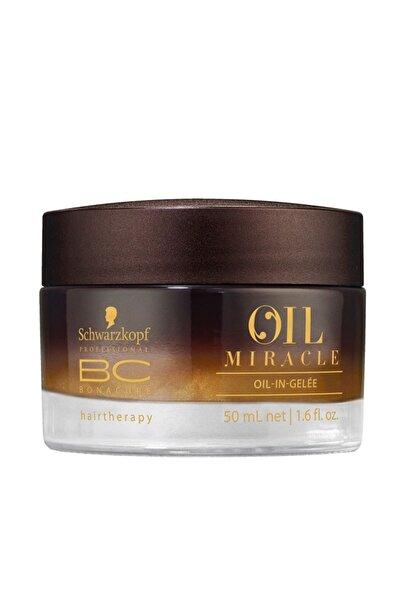Bonacure Saç Bakım Yağı - Oil Miracle Oil In Gelee 50 ml 4045787347623
