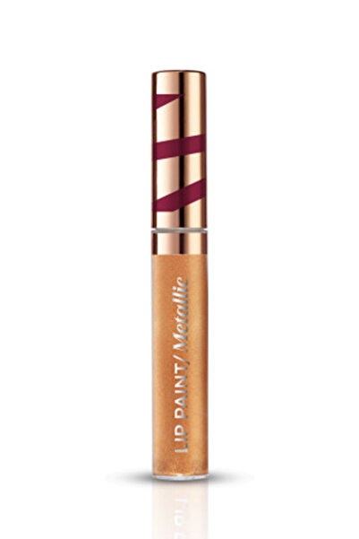 L'Oreal Paris Ruj - Lip Paint Metallic 306 Lolita 3600523518289