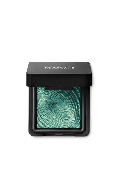 KIKO Uzun Süre Kalıcı Göz Farı - Water Eyeshadow 212 Smerald Green 3 g 8025272613200