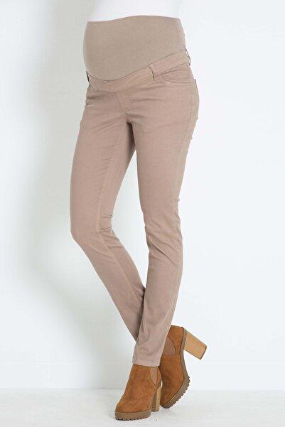 GEBE Mınk/Vizon Hamile Pantolon-Trousers G6116201