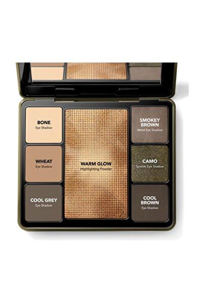 BOBBI BROWN Göz & Allık Paleti - Camo Luxe Eye & Cheek Palette 716170195551