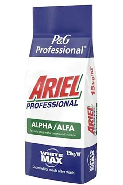 Ariel Professional Alfa White Max 15 kg