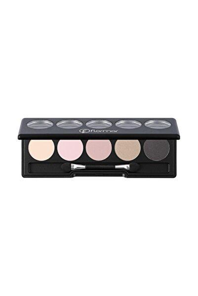 Flormar Color Palette Eyeshadow Krem Rengi Göz Farı 00 8690604145751