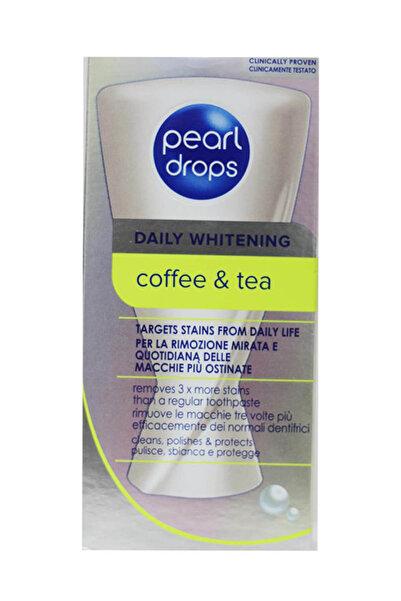Pearl Drops Çay Ve Kahve Lekeleri İçin Diş Macunu 50 ml