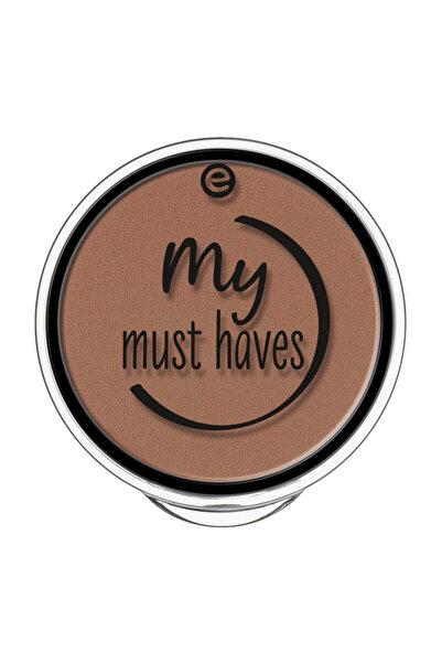 Essence Kaş Pudrası - My Must Haves Eyebrow Powder 20 4059729005847
