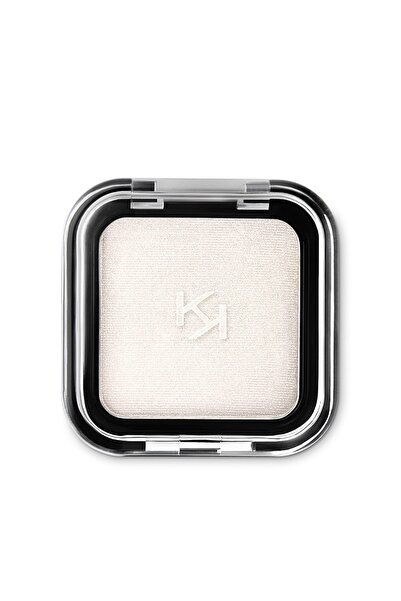 KIKO Göz Farı - Smart Colour Eyeshadow 01 Metallic Rosy White 8025272620277