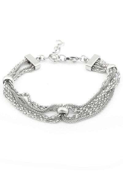 Welch Kadın Çelik Bileklik 6538-CC871