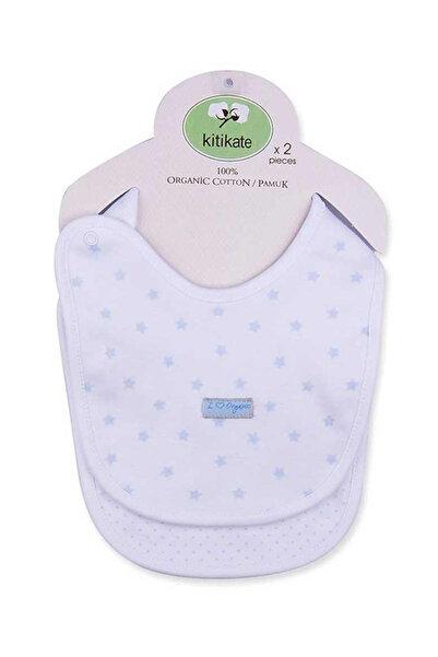 Baby Center Dreams 2'Li Mama Önlüğü Mavi Ib25566