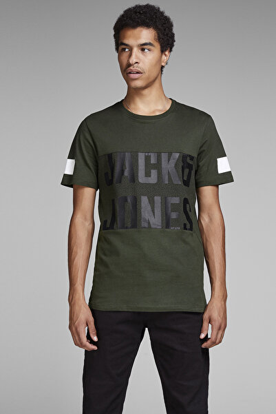 Jack & Jones T-shirt - Control Core Tee SS Crew Neck 12143125