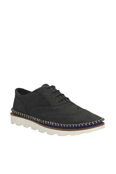 CLARKS Siyah Kadın Ayakkabı 261151824