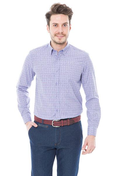 Karaca Bordo Erkek Gömlek - 616304058