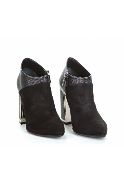 ALBERTO GUARDIANI Kadın Siyah Topuklu Bot 337302
