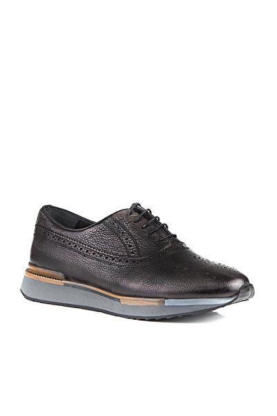 Twn Siyah Klasik Ayakkabı-1EC093129140-001