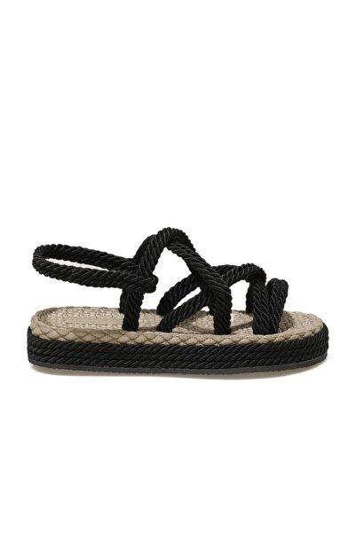 Butigo HAİLEY 1FX Siyah Kadın Sandalet 101044074