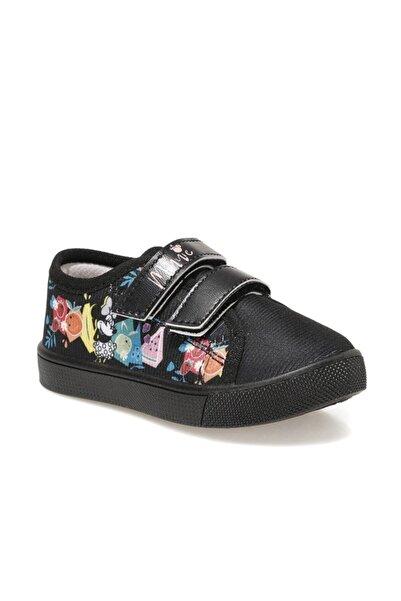 Mickey Mouse ABAS.B1FX Siyah Kız Çocuk Sneaker 100938317