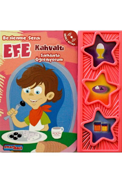 SMART-TEACH Sesli Kitap Efe Kahvaltı