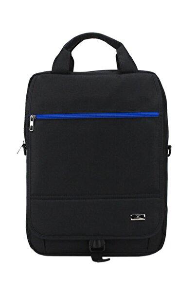 Case Club Unisex Fonksiyonlu 15.6'' Laptop Bölmeli Omuz Askılı Taban Mat Destekli Sırt Çantası