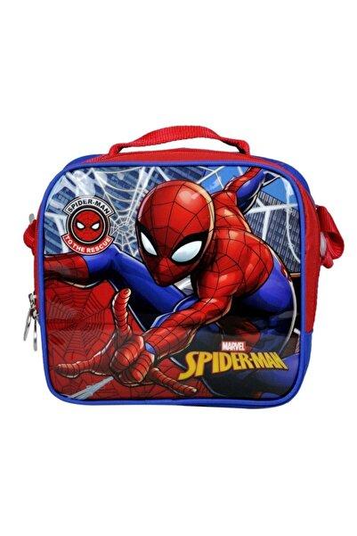 DISNEY Mavi Disney Spiderman Beslenme Çantası