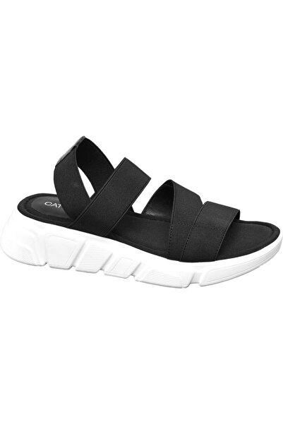 Catwalk Deichmann Kadın Siyah Sandalet