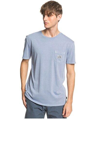 Quiksilver Erkek Mavi  Tişört