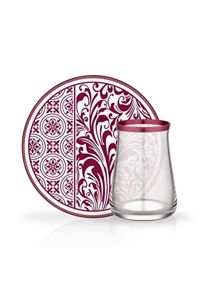 Glore Tarabya 12 Parça Çay Bardağı Seti