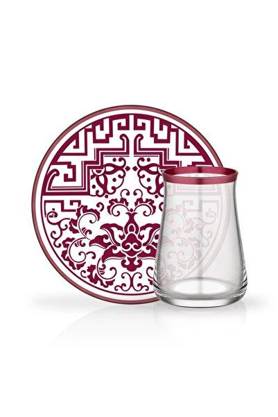 Glore Tarabya 12 Parça Jesica Çay Bardağı Seti