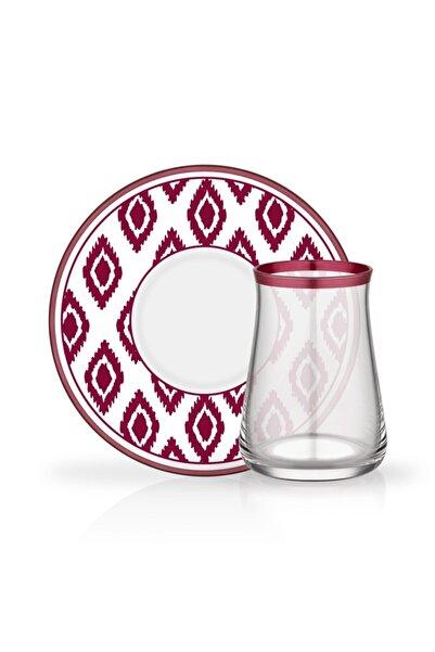 Glore Tarabya 12 Parça Aspen Çay Bardağı Seti