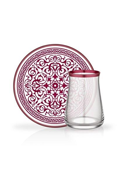 Glore Tarabya 12 Parça Destina Çay Bardağı Seti