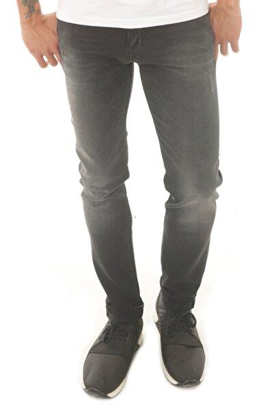 Cazador Parker Ekstra Slim Fit Yumuşak Kot Pantolon Caz 0119