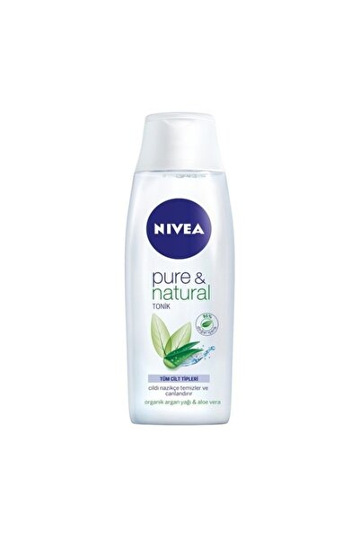 Nivea Pure Natural Tonik Tüm Cilt Tipleri Için 200ml