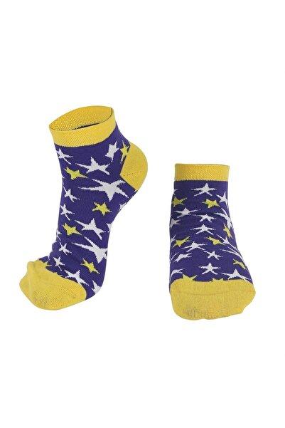 Özgür Çoraplar Yıldızlar Patik Kadın Çorap