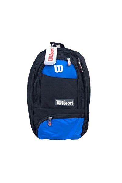 Wilson Unisex Mavi Sırt Çantası