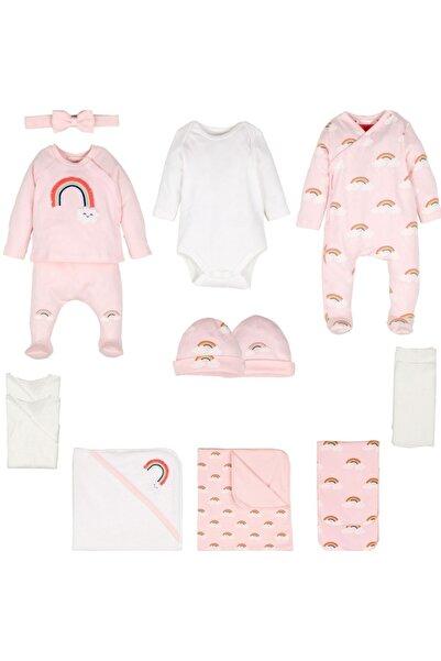 İDİL BABY 15'li Bebek Hastane Çıkış Seti 13665