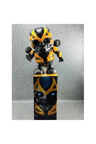 SUDEN Transformers Bumble Bee Işıklı Dans Eden Robot