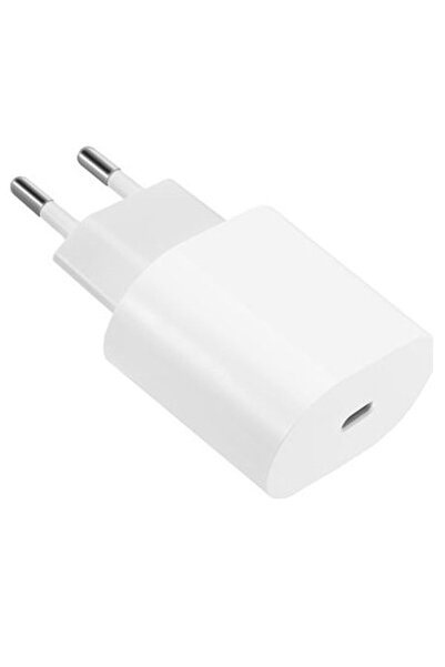 Apple Iphone 11 Pro Max Hızlı Şarj Aleti Seti 18w Usbc Adaptör + Kablo