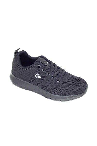 DUNLOP Unısex Siyah Hafıf Taban Gunluk Sneakers 103114