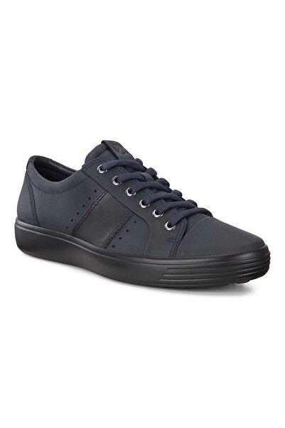 Ecco Erkek Lacivert Casual Ayakkabı